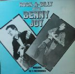 ROCKABILLY WITH BENNY JOY - MONSTER LP - 50s ROCKABILLY/ ROCK & ROLL DELETED LP